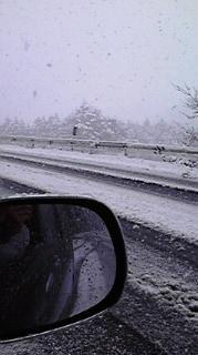 大雪、波よし(>_<)