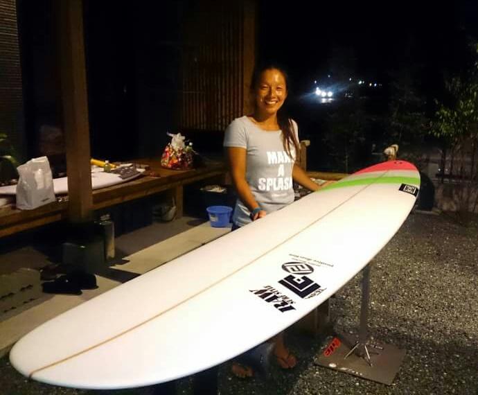 sachiko pro new board
